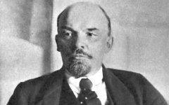 В.И. Ленин. Фото с сайта wikipedia.org