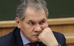 Сергей Шойгу © РИА Новости, Михаил Климентьев