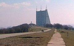 Габалинская РЛС. Фото с сайта wikipedia.org