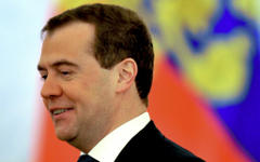 Дмитрий Медведев © РИА Новости, Алексей Куденко