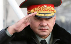 Сергей Шойгу © РИА Новости, Ильдус Гилязутдинов