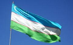 Флаг Узбекистана. Фото с сайта todate.su