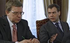 Алексей Кудрин и Дмитрий Медведев © РИА Новости, Дмитрий Астахов