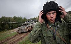 Российская армия, фото: KM.RU