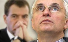 Либеральный клан ищет способ спасти Медведева