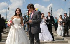 Свадьба. Фото: KM.RU