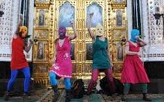 Либералам по душе «грязные танцы» Pussy Riot