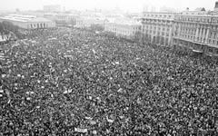 Оппозиция у стен Кремля: как это было 20 лет назад