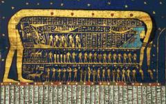 Египетские зодиаки, www.chronologia.org