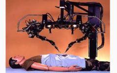 Автоматизированная хирургия (фото sri.com)