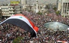 Что происходит в Сирии