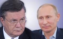 Янукович сомневается в легитимности Путина?