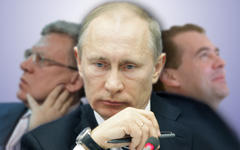 Алексей Кудрин, Владимир путин, Дмитрий Медведев