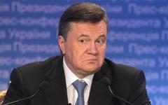 Виктор Янукович. Фото © РИА Новости, Григорий Василенко