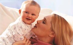 Зрелое материнство