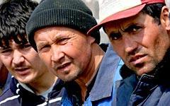 Иностранные рабочие © РИА Новости, Виталий Аньков