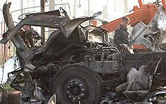 Теракты в Махачкале © РИА Новости, Башир Алиев