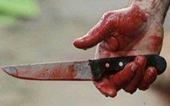 Окровавленный нож. Фото с сайта al-alani.livejournal.com