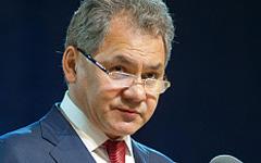 Сергей Шойгу © РИА Новости, Денис Гришкин