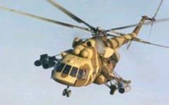Вертолет Ми-17. Фото с сайта mmz-vpered.ru