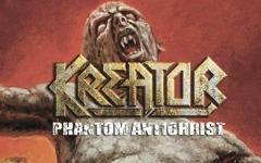 Обложка альбома «Phantom Antichrist». Стоп-кадр с с видео в YouTube