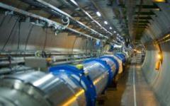 Ускоритель частиц (изображение: New York Times). Фото с сайта dailymail.co.uk