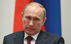 Владимир Путин © РИА Новости,  Валерий Мельников