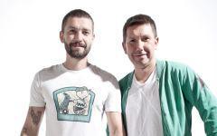 Владимир и Сергей Кристовские