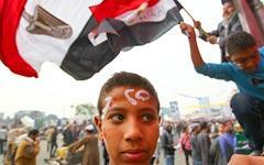 Улицы Египта © РИА Новости,  Андрей Стенин