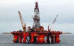 Нефтяная платформа. Фото Erik Christensen с сайта wikipedia.org
