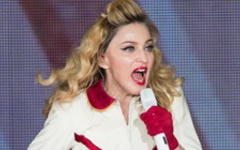 Мадонна в СК «Олимпийский»