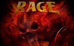 Фрагмент обложки альбома Rage «21». Фото с сайта wikipedia.org