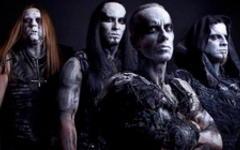 Behemoth. Фото с офстранички группы в facebook.com