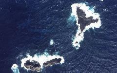 Oстрова Сенкаку. Фото с сайта wikipedia.org