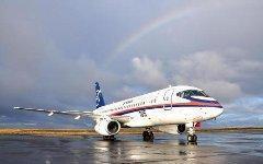 Sukhoi Superjet 100. Фото с сайта sukhoi.org