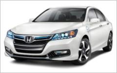 Гибридная Honda Accord. Фото с сайта honda.com