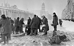Блокада Ленинграда © РИА Новости, Борис Кудояров