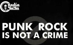 Фрагмент обложки диска «Punk Rock is Not A Crime». Предоставлено издателем