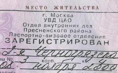 Фото с сайта propiskinet.ru