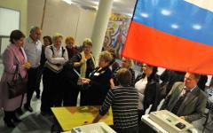 Избирательный участок © РИА Новости, Алексей Куденко