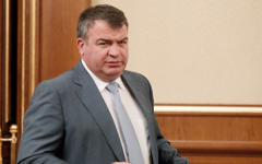 Анатолий Сердюков  © РИА Новости, Дмитрий Астахов