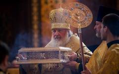 Патриарх Кирилл © KM.RU