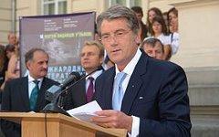 Виктор Ющенко. Фото с сайта wikipedia.org