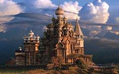 Церковь Преображения Господня на острове Кижи. Фото с сайта arrivo.ru