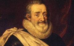 Генрих IV. Изображение с сайта wikipedia.org