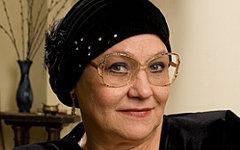 Нина Русланова. Фото Михаила Самошкина с сайта samoshkin.narod.ru
