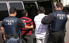 Сотрудники миграционной службы США. Фото с сайта ice.gov