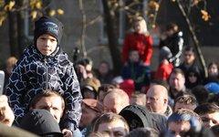 «Народный сход» в Бирюлево © KM.RU, Филипп Киреев