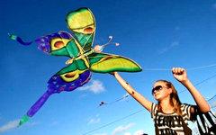 Фестиваль воздушных змеев. Фото с сайта yeisk.name