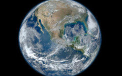 Снимок Земли со спутника NASA. Фото с сайта nasa.gov